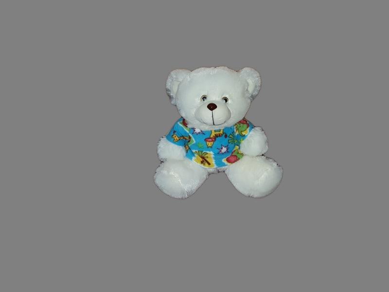 Медведь в кофте 30см