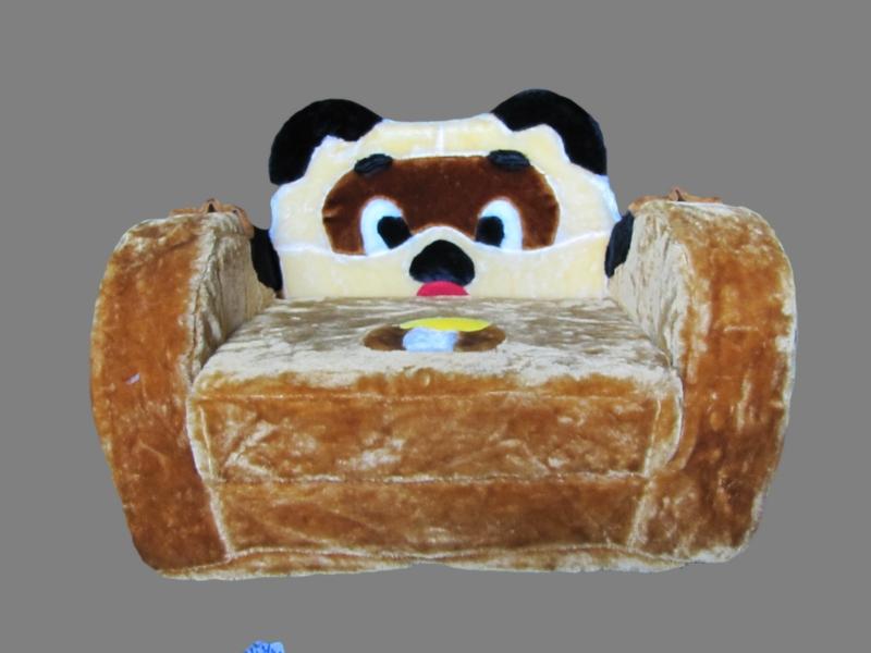 Кресло-раскладушка Микки Маус мальчик